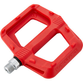 Race Face Ride Pedals red